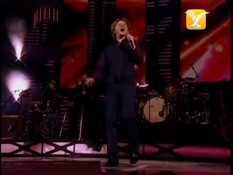Simply Red, The Right Thing, Festival de Viña 2009