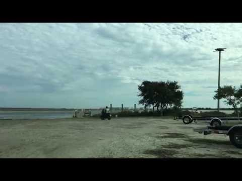 Beach Town Driving - Sullivans Island South Carolina USA