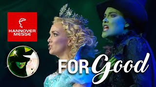 """""""For Good"""" Performed by Kara Lindsay and Christine Dwyer   WICKED The Musical"""