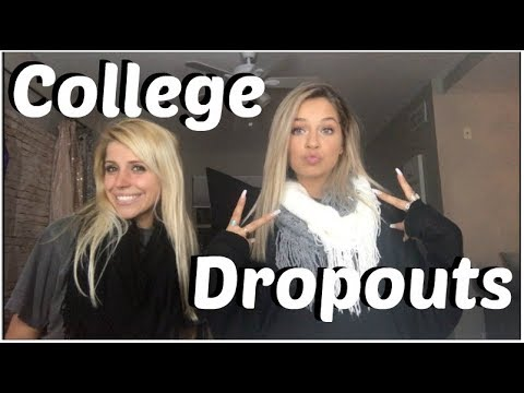 Why we BOTH Dropped out of College   Vlogmas Day something