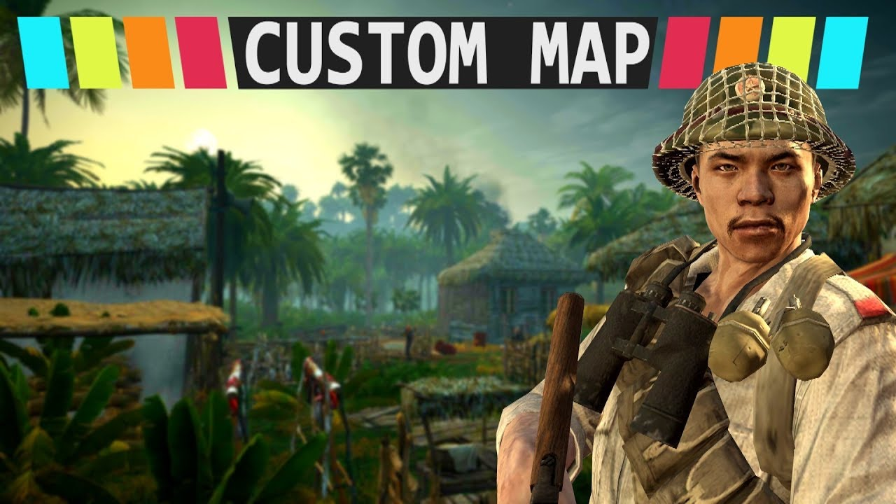 Vietnam War Far Cry 5 Arcade Custom Map Youtube
