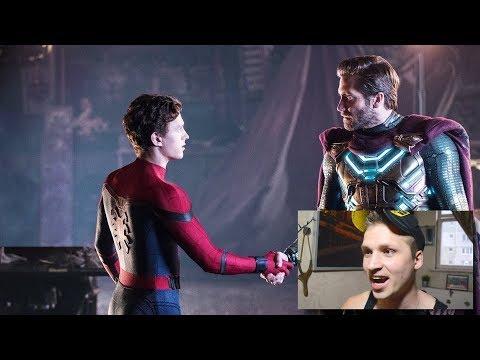Человек-Паук: вдали от дома – второй трейлер | РЕАКЦИЯ