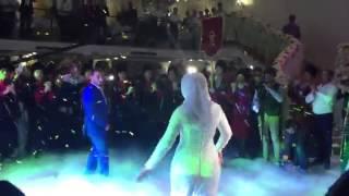 Первый танец молодых. Умар и Айша ***