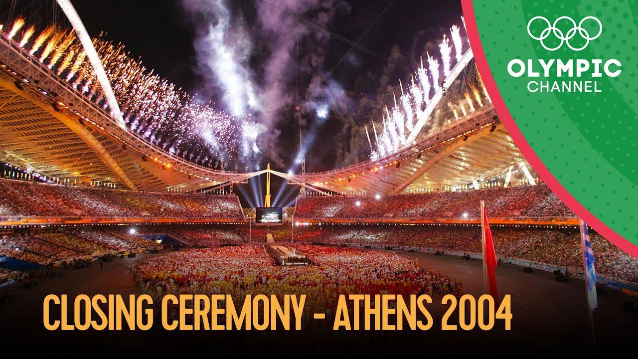 Athens 2004 - Closing Ceremony   Athens 2004 Replays