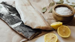 Black Cod Alder Smoked On A Gas Grill | Global Seafoods