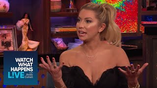 Stassi is 'Grossed Out' by 50 Cent and Lala Drama | WWHL