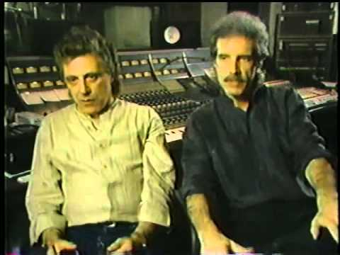 Four Seasons 1989 Interview: w/ Bob Gaudio & Frankie Valli - You and Your Heart So Blue