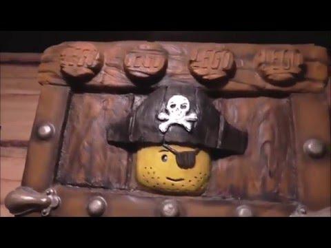 Legoland premium Pirate Lego theme room   Windsor Resort hotel