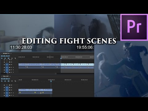 Episode 31 - How to Edit a Fight Scene, Pancake and Action- Tutorial for Adobe Premiere Pro CC 2015