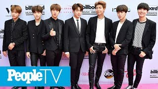 BTS Make Their 'SNL' Debut, Become First South Korean Act To Perform On Comedy Series | PeopleTV