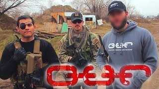 Black Angels Recon Join Forces with Operation Underground Railroad