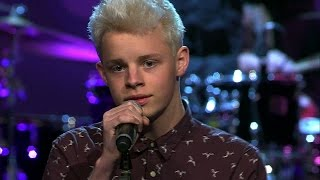 Samuel Marshall sjunger No One i solomomentet av Idols slutaudition - Idol Sverige (TV4)