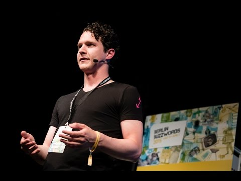#bbuzz 2015: Christoph Tavan -  From Machine Learning Startup to Big Data Company