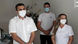 Elistênio da Nóbrega   Secretário de saúde destaca ações preventiva ao covid 19