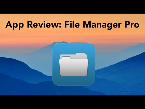 App Review File Manager Pro