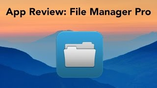 App Review: File Manager Pro screenshot 3