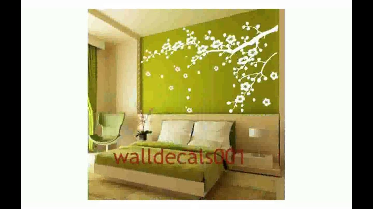 Wall Decor Stickers - YouTube