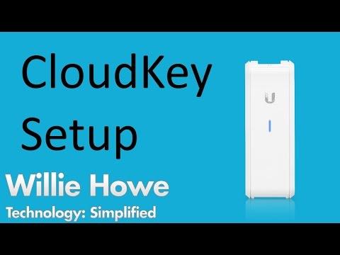 Ubiquiti UniFi Cloud Key Setup