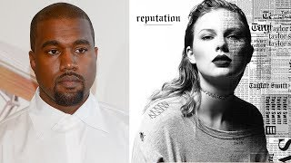 Taylor Swift ACCUSED Of Copying Kanye West's