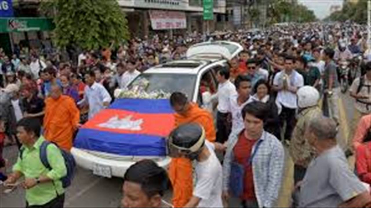 Download Khmer Looking | Kem Ley pass away | បណ្ឌិត គែមឡី ចាកចេញពីពួកយើងហើយ