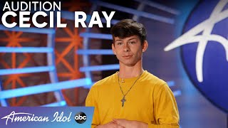 Katy Perry Calls Cecil Ray The Country Justin Bieber! - American Idol 2021