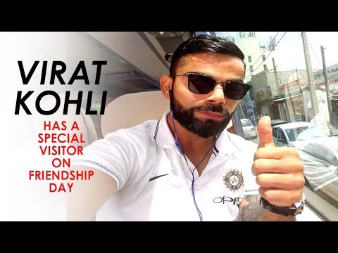 Who made Virat Kohli surprised in Colombo?