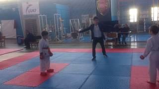 Путь воина. Чемпион Харьковской области Украина по каратэ 21.04 2018 Champion  Ukraine in karate
