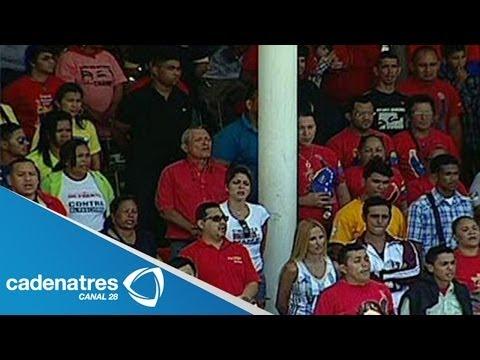 Primer aniversario luctuoso de Hugo Chávez / First death anniversary of Hugo Chavez