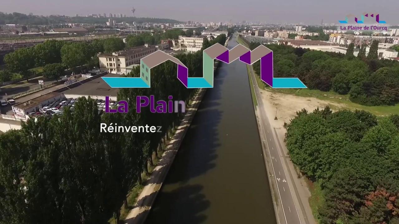 La Plaine De L Ourcq Reinventer La Ville Dans La Metropole Youtube