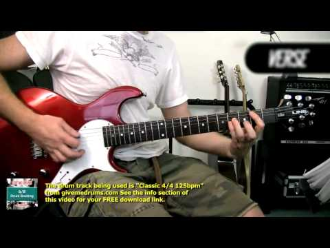 Boyfriend - Ashlee Simpson - Electric Guitar Cover - How To Play