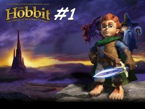 Let's Play - Bilbo Le Hobbit [1] poster