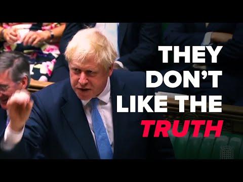 Boris Johnson schools