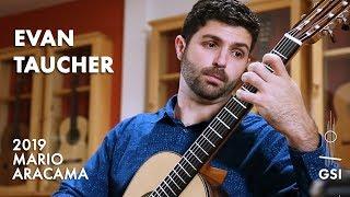 "Sergio Assad's ""Seis Brevidades: III. Feliz"" played by Evan Taucher on a 2019 Mario Aracama SP/KA"