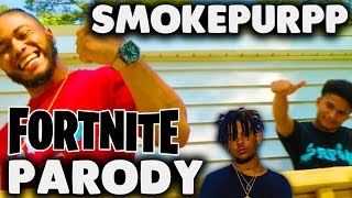 Smokepurpp - Big Bucks (Fortnite Battle Royale Parody)