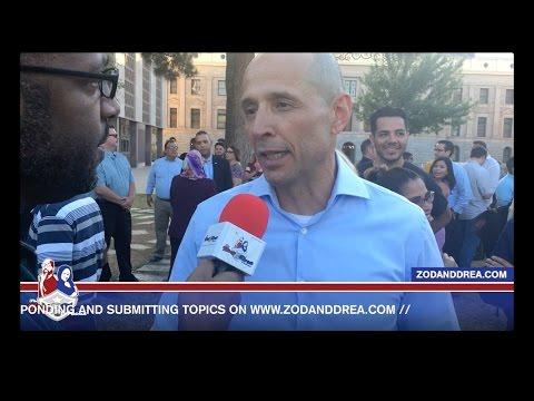 Can David Garcia Change The Game As Governor of Arizona?