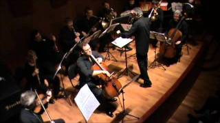 Paul Hindemith. Kammermusik No. 3. op. 36 no. 2 (1925). Cello concerto. 3rd movement