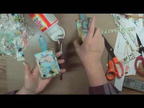TP Roll Tags - Envelope Journal - Part 2 of 4