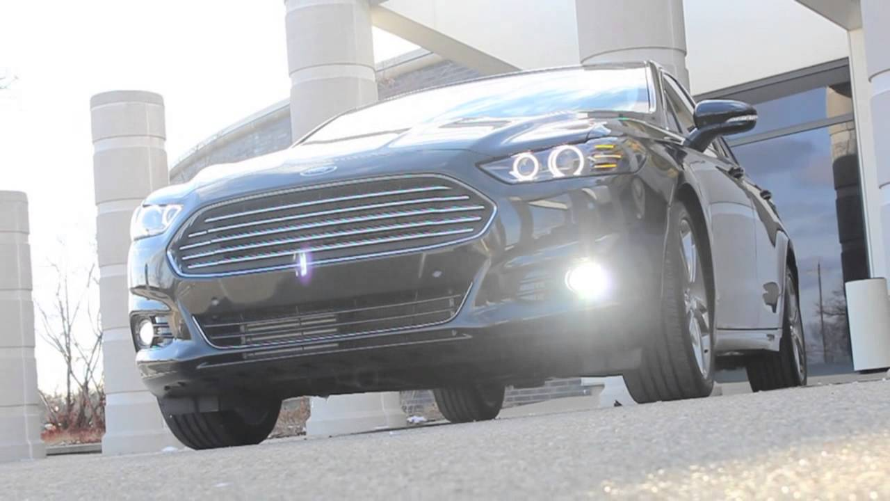 Dynamikillu51ons 2013 Ford Fusion Custom Headlight