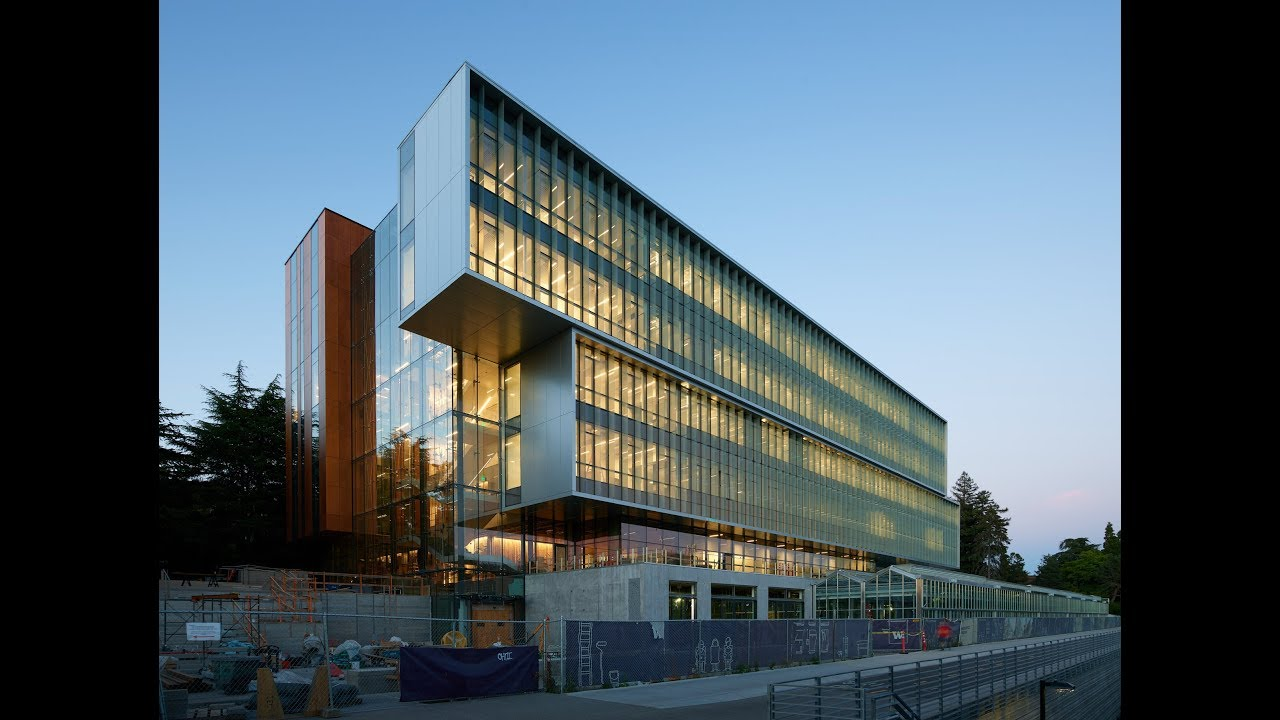 new university of washington life sciences building opens youtube