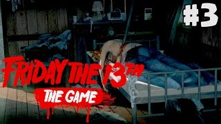 "FRIDAY THE 13th: THE GAME BETA | ""DRIVE LIKE THE WIND"" 