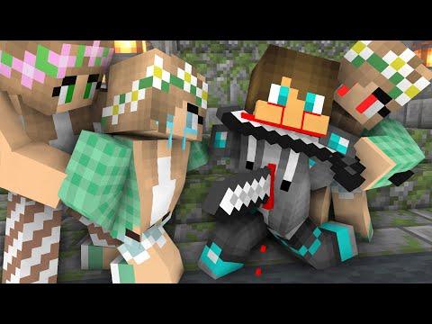 Diamond Man Life 35 - 37  Minecraft Animations