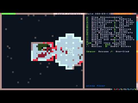 Dwarf Fortress for New Players ~ 13 Dining and Meeting Hall