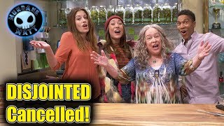 Netflix cancelled DISJOINTED Booo