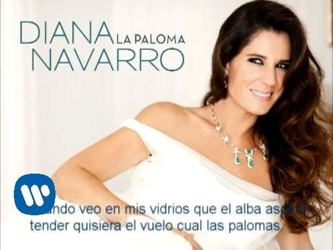 Diana Navarro - La Paloma (Lyric video)