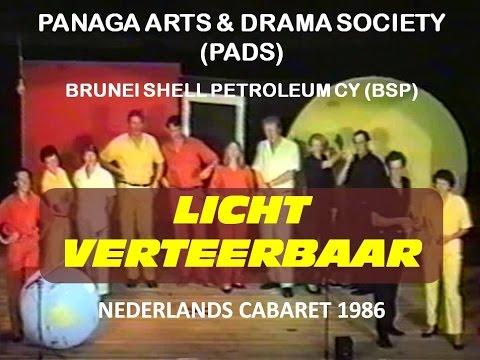 BRUNEI NEDERLANDS CABARET 1986 (COMPLEET)