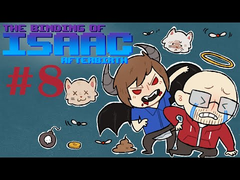 The Binding of Isaac: Afterbirth Co-op with Northernlion [Episode 8] Sex-Ed