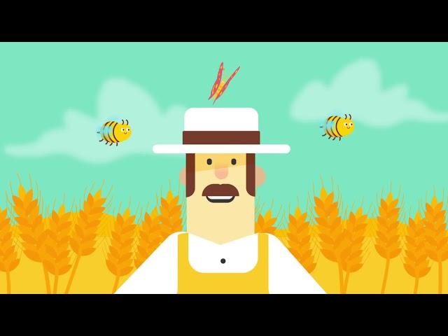Agricultores y apicultores, unidos por la salud de los polinizadores