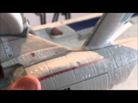 Star Trek Starship Legends (The Undiscovered Country) U.S.S. ENTERPRISE NCC - 1701 A Review