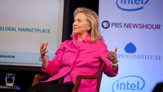 Innovation and the Global Economy: Secretary of State Hillary Clinton
