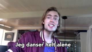 Danish - Jeg danser (I'm dancing) #Beginner#
